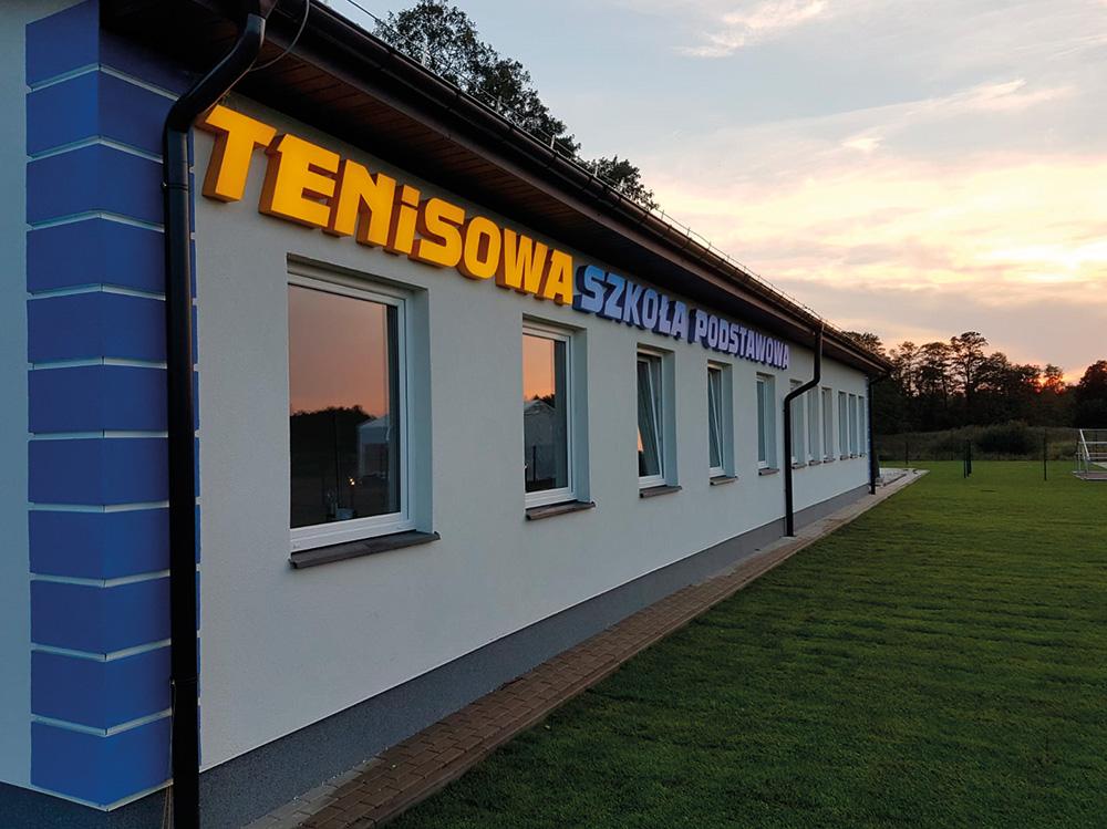 Tenisowa Szkoła Podstawowa w Grodzisku Mazowieckim